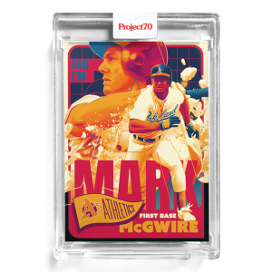 Topps Project70® Card 179 -  1965 Mark McGwire by Matt Taylor