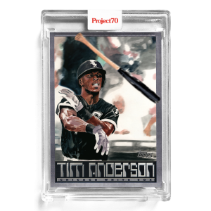 Topps Project70® Card 190 -  1998 Tim Anderson by Jacob Rochester