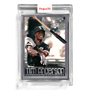 Topps Project70® Card 190 -  1998 Tim Anderson by Jacob Rochester  - Artist Proof # to 51