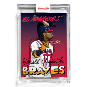 Topps Project70® Card 193 -  1967 Ronald Acuna Jr by Sophia Chang