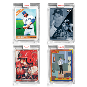 4-Card Bundle - Topps Project70® Cards 194-197