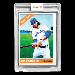 Topps Project70® Card 194 -  1966 Bo Bichette by Matt McCormick  - Artist Proof # to 51