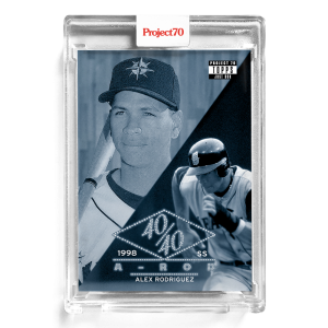 Topps Project70® Card 195 -  1954 Alex Rodriguez by Don C