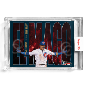 Topps Project70® Card 198 -  1956 Javier Baez by SoleFly