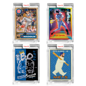 4-Card Bundle - Topps Project70® Cards 278-281