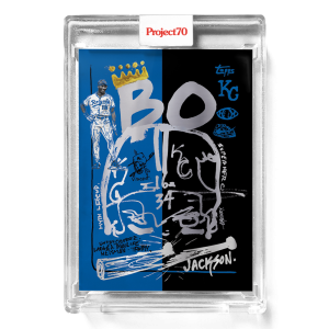 Topps Project70® Card 280 -  1999 Bo Jackson by Gregory Siff