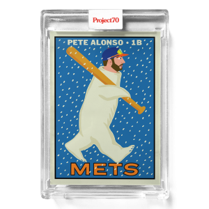 Topps Project70® Card 281 -  1967 Pete Alonso by Keith Shore