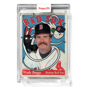 Topps Project70® Card 298 -  1958 Wade Boggs by Greg 'CRAOLA' Simkins