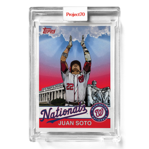 Topps Project70® Card 301 -  1975 Juan Soto by Snoop Dogg