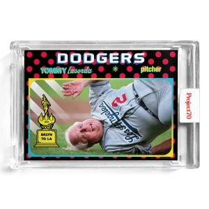 Topps Project70® Card 306 -  1971 Tommy Lasorda by Claw Money