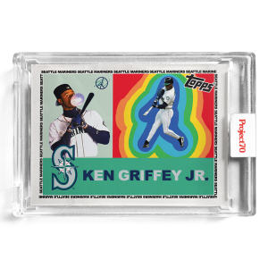 Topps Project70® Card 397 -   Ken Griffey Jr. by Sean Wotherspoon