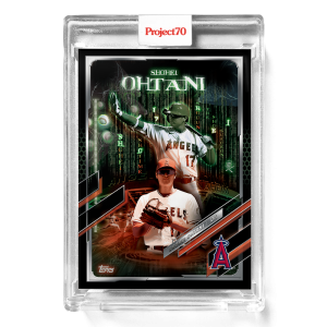 Topps Project70® Card 550 -   Shohei Ohtani by The Shoe Surgeon