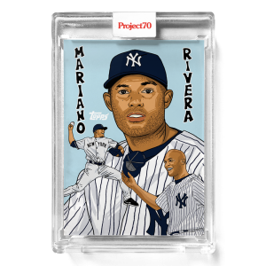 Topps Project70® Card 556 -  1995 Mariano Rivera by Ma®ket