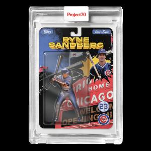Topps Project70® Card 557 -   Ryne Sandberg by Don C