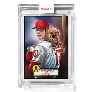Topps Project70® Card 566 -  1952 Shohei Ohtani by Alex Pardee