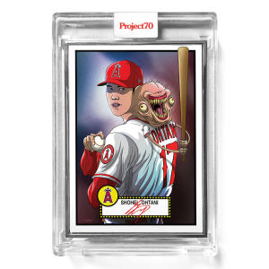 Topps Project70® Card 566 -  1952 Shohei Ohtani by Alex Pardee  - Artist Proof # to 51