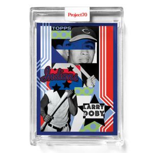 Topps Project70® Card 567 -  2003 Larry Doby by POSE