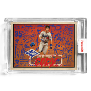 Topps Project70® Card 569 -   Cody Bellinger by Gregory Siff