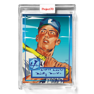Topps Project70® Card 574 -   Mickey Mantle by Naturel