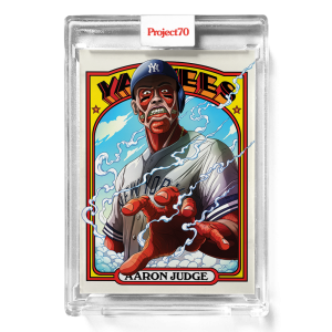 Topps Project70® Card 635 -  1972 Aaron Judge by Alex Pardee