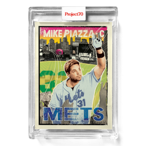 Topps Project70® Card 638 -  1967 Mike Piazza by New York Nico