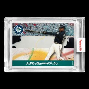 Topps Project70® Card 652 -   Ken Griffey Jr. by FUTURA