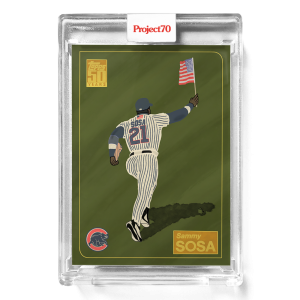 Topps Project70® Card 657 -   Sammy Sosa by Oldmanalan