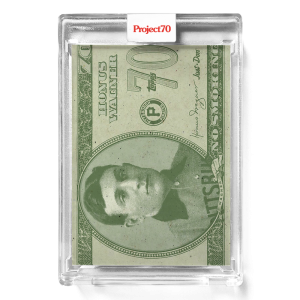 Topps Project70® Card 665 -  1962 Honus Wagner by Don C
