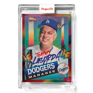 Topps Project70® Card 671 -   Tommy Lasorda by RISK