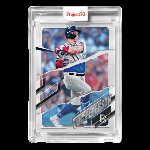 Topps Project70® Card 677 -  2021 Joc Pederson by Ben Baller
