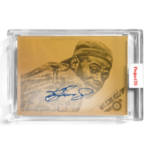Topps Project70® Card 309 -  1960 Ken Griffey Jr. by Lauren Taylor - On-Card Auto # to 1