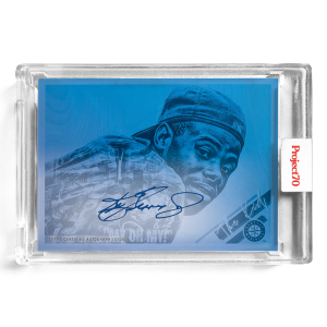 Topps Project70® Card 309 -  1960 Ken Griffey Jr. by Lauren Taylor - On-Card Auto # to 10
