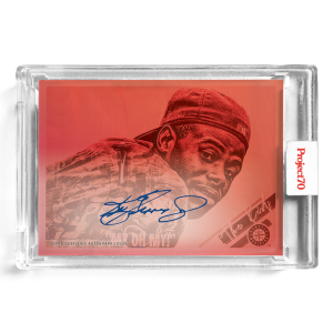 Topps Project70® Card 309 -  1960 Ken Griffey Jr. by Lauren Taylor - On-Card Auto # to 5