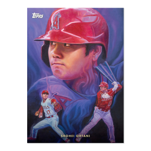 2021 Topps - Game Within The Game Card #12 - Shohei Ohtani