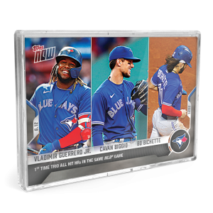 5-Card Bundle - 2021 MLB TOPPS NOW® Cards: 345-349