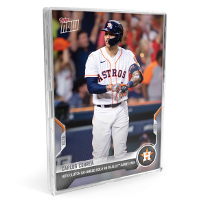 3-Card Bundle - 2021 MLB TOPPS NOW® Cards: 972-974