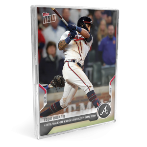 4-Card Bundle - 2021 MLB TOPPS NOW® Cards: 979-982