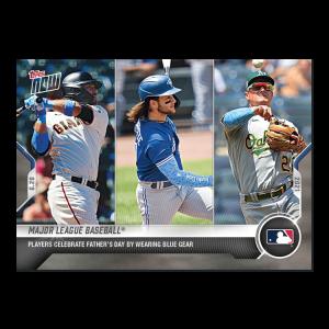 Major League Baseball  - 2021 MLB TOPPS NOW® Card 396
