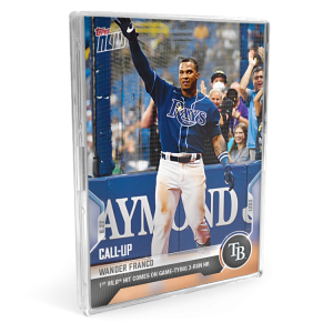 3-Card Bundle - 2021 MLB TOPPS NOW® Cards: 400-402 PLUS FREE Checklist Card 301-400