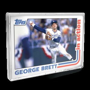 2021 Throwback Thursday Set #43 - 1982 Baseball In Action
