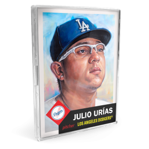Topps MLB® Living Set® 2-Card Bundle - Cards #411-412
