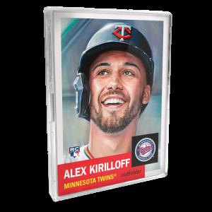 Topps MLB® Living Set® 2-Card Bundle - Cards #421-422