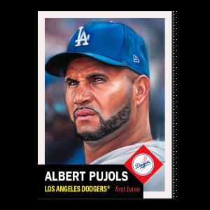 Topps MLB® Living Set® Card #462 - Albert Pujols