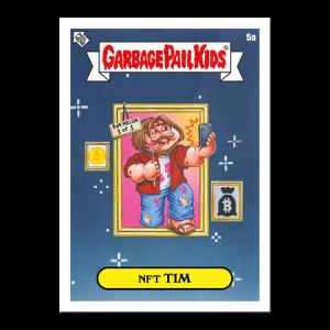 2021 Topps Garbage Pail Kids x ComplexLand