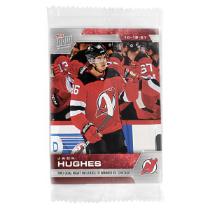 2021-22 NHL TOPPS NOW® 24-Sticker Pack - Stickers #13-36