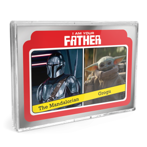 2021 Topps Star Wars I Am Your Father's Day