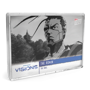 2021 Star Wars Visions TOPPS NOW® - 5-Card Pack - The Duel
