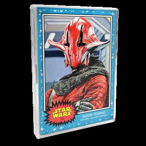 Topps Star Wars Living Set® 2-Card Bundle - Cards #203-204