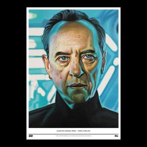 Topps UK Living Set Fine Art Print #114 - Allegiant General Pride #'d to 100