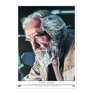 Topps Living Set Fine Art Print #133 - Jan Dodonna - #'d to 100